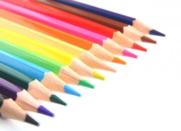 よくつかう「色」の英語一覧!